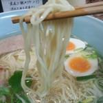 すっぽんラーメン 光福 - 麺