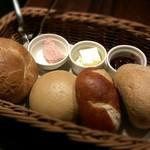 62963378 - ドイツパン4種類