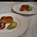 BISTRO TAKAGAKI - アーモンドクリームのパイ