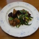 天鳳 - 牛肉のクミン炒め