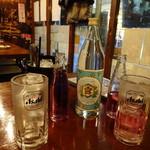 大衆居酒屋ヒーロー - 五合瓶とバイス