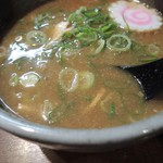 62968830 - 濃厚魚介つけ麺