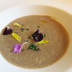 シュタットマインツ - レンズ豆のスープ。