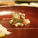 メゾン・ド・タカ芦屋 - 河豚の煮凝り