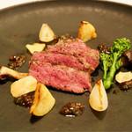 62969180 - メインの肉料理