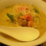 リンガーハット - W麺