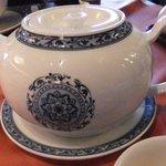 ホテルオークラ レストラン横浜 中国料理 桃源 - ウーロン茶