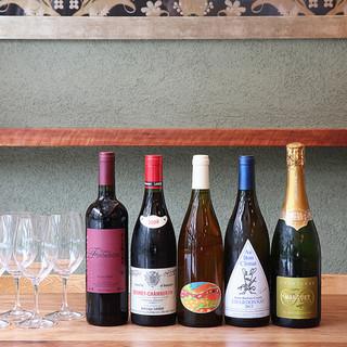 ●ワインカクテル・ノンアルカクテル各種飲み放題プランあり♪