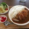 ホルモン焼肉 まるしょう - 料理写真:カツカレー大盛 980円