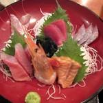 62973807 - 旬鮮魚 お刺身