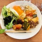 Nori Ginza - お食事 1皿め