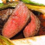 ゴーシェ - 7コース 9200円 の神奈川県 足柄牛のロースト マデラソース トリュフ風味