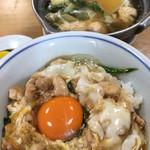 62978366 - 親子丼とかしわ鍋(2017.02現在)