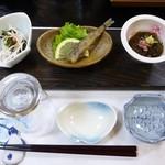 62978793 - 夕食①(前菜)