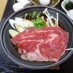 62978799 - 夕食④(すき焼き)