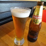 カフェ 鎌倉美学 - クスケーニャ:南米ペルーの100%モルト・ラガービール