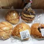 松村さん家のパン - 料理写真: