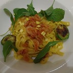 リストランテ ASO - フレッシュトマトのタリオリーニ