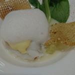 リストランテ ASO - 真鯛のヴァポーレ