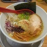 麺屋 燕 - 極みネギ塩ラーメン