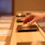 寿司 すみたに - 本日の握り寿司(8貫¥3024)※一貫からご注文いただけます。