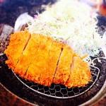 アグリーナ - 宮崎県産豚肉のローストンカツ御膳