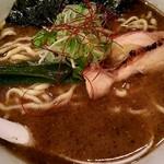 らぁめん 欽山製麺所 - 魚鶏そば 750円