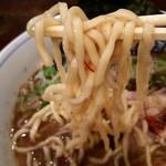 らぁめん 欽山製麺所 - 麺リフト♫