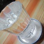 いづみや - 燗酒(コップ)