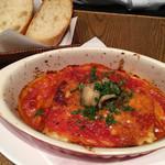 オストレア - 牡蠣のラザニア パン付1,080円