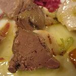 トラットリア・クラウディア - 前菜の盛合わせの一
