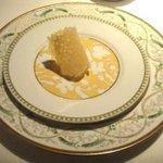 6299960 - 突き出し:パルメザンチーズ煎餅