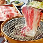しゃぶしゃぶすき焼き ふうふう亭 縁席 - お鍋と炭火焼肉が一緒にできるお店!