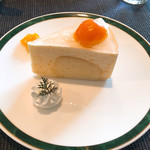 ソフィーズガーデン - 金柑のムース