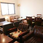 ギャラリー コンシール シブヤ - カフェスペース