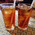 タイ料理サバイ・サバイ - ウーロン茶はクーポン利用
