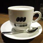 宮の森珈琲 - 宮の森珈琲 「カフェモカ」
