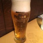 アローラ - モルツ生700円+税