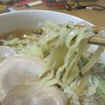 万里 - 麺 リフト
