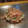 やくらい家 - 料理写真:ぶた玉(イカトッピング)完成