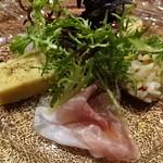 SETTE COLLI - ローマ風ニョッキ、生ハム、お米サラダ