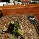 SETTE COLLI - 前菜5種盛り合わせ