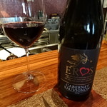 SETTE COLLI - 赤ワイン グラス800円