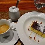 SETTE COLLI - エスプレッソとカタラーナ