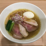 NOODLE CUISINE KENJI 麺処 けんじ - 特製ラーメン塩