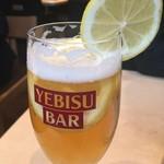 63003369 - 「瀬戸の雫」ビールカクテル