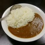 一福 - 小カレー250円