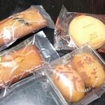 63004804 - 焼き菓子たち