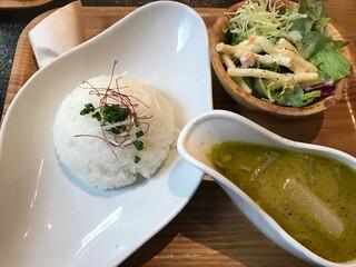 チャムアパートメント - 味噌カレー