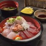 ◆まるごと伊豆の海丼…1,950円